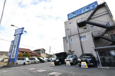 ビジネスホテルビーエル桑名 食堂レンタルスペースの外観の写真