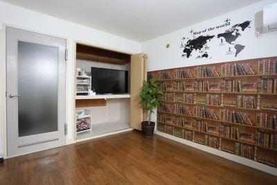 iランドん 京都駅前ステーション 【京都駅前ステーション302】の室内の写真