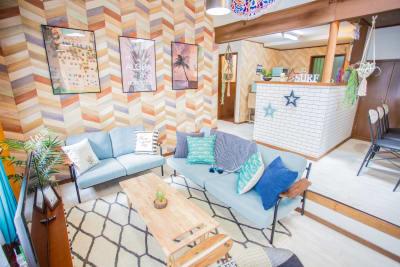 VILLENTヒル熱川の室内の写真