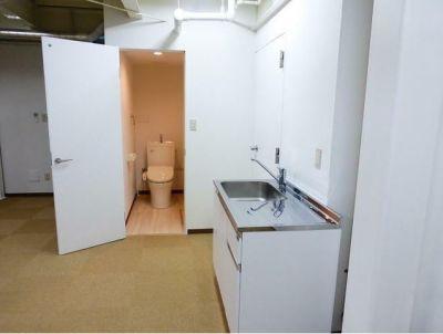 White Room   西早稲田White Roomの設備の写真