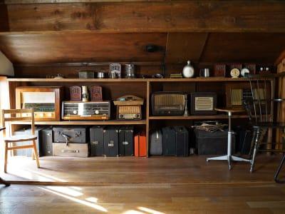 撮影スタジオunikk Aスタジオの室内の写真
