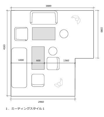 LMキャンバス浜松町の室内の写真