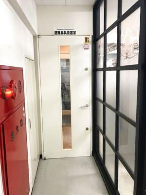 ベルコモンズ博多6F 多目的スペースの入口の写真