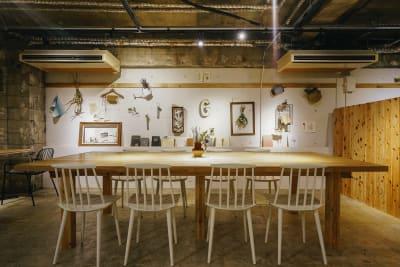 GOODOFFICE六本木 貸切スペース(ラウンジ)の室内の写真