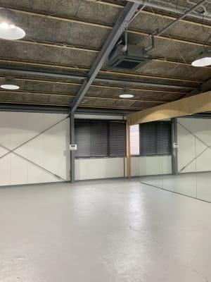 株式会社 クレスト レンタルスペースの室内の写真