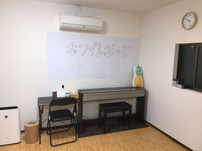 Kスタジオ 音楽教室、レンタルスペースの室内の写真