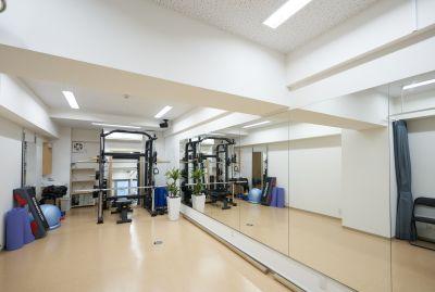SIN STUDIO パーソナルスペースの室内の写真