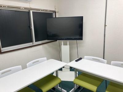Meeting space 梅 貸し会議室の室内の写真