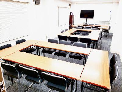 ★グループワーク・分散会形式★ - ★マルチアクセス貸会議室@アキバの室内の写真