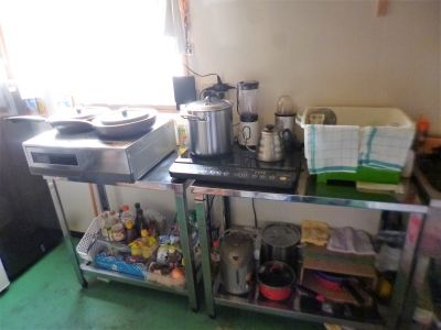 レンタルスペース オアシス 貸切利用可能なカフェ&バーの室内の写真