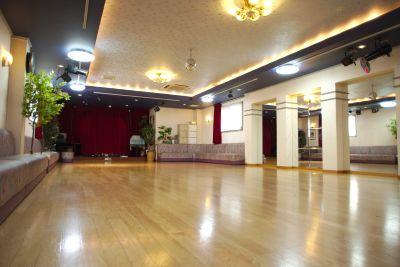 ダンススタジオCHELSEA スタジオCHELSEAの室内の写真