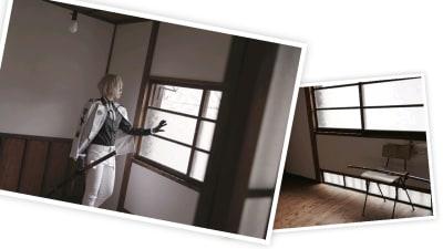 コスプレ撮影に - 地酒処つぼみ屋 フリースペースの室内の写真