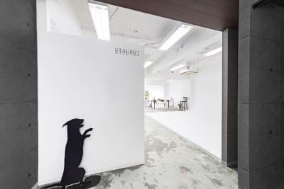 UTSUBO STUDIO 3 レンタルフォトスタジオの室内の写真