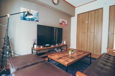 TS00123新宿 スぺレンParty新宿☆2DKの室内の写真