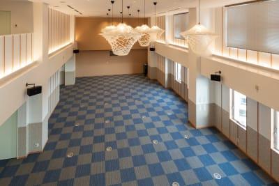 NATULUCK池袋 ホールの室内の写真
