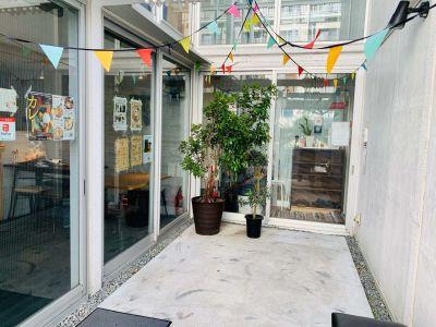 ゲストハウス小野家 モダンデザイン和室の外観の写真