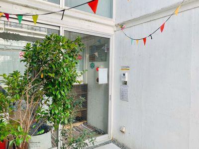 ゲストハウス小野家 モダンデザイン和室の入口の写真