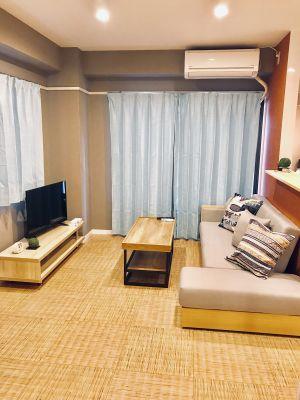 プラムアーク品川 205 キッチン・パーティの室内の写真