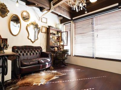 撮影スタジオunikk Bスタジオの室内の写真