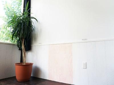 撮影スタジオunikk Cスタジオの室内の写真