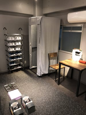 レンタルスペース シアルズの室内の写真
