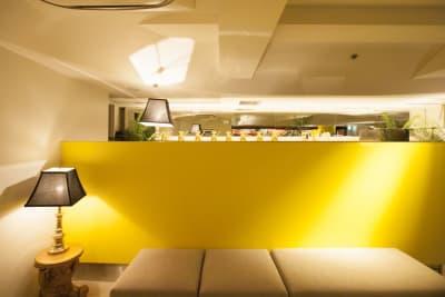 WORLD KYOTO Lemonの室内の写真