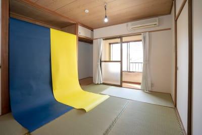 Walker Studio スタジオスペースの室内の写真