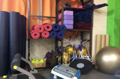 【貸しスタジオ】博多S.D.B 20名用個室スタジオの設備の写真