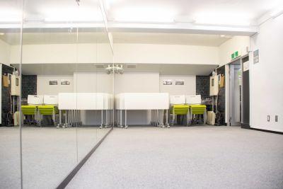 ブルースペース神田(貸スペース) レンタルスペース・ダンススタジオの室内の写真