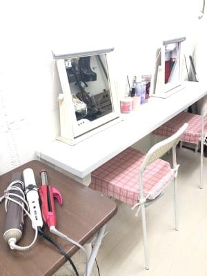 スタジオラファイエット 撮影スタジオ、配信や動画撮影にもの室内の写真