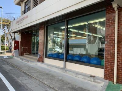 カラテスタジオ アスク レンタルスペースの外観の写真