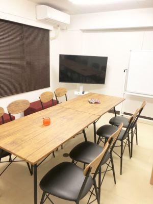 イースペ☆新宿EASTBLUE☆ 【301】CoffeeBeanの室内の写真
