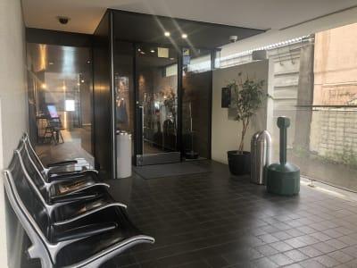 ホテルオーク静岡 レストラン会場 多目的ホールの入口の写真