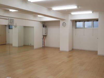 学芸大学レンタルスタジオ  学大スタジオの室内の写真