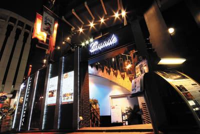 パセラリゾーツグランデ渋谷 イベントスペースの入口の写真