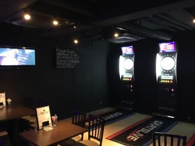 ダイニングダーツバーNoise  ダイニング ダーツバーNoiseの室内の写真
