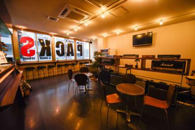 ラウンジです。 - スタジオパックス 船橋店 S4スタジオのその他の写真