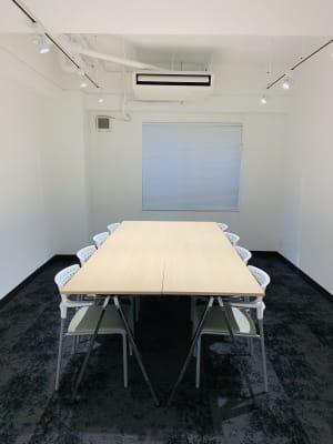 レンタル会議室「BBB」 BBBレンタル会議室の室内の写真
