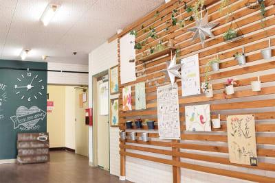 1階廊下 - 東海ビル金沢  ヨガ,整体,学習,1F小個室のその他の写真