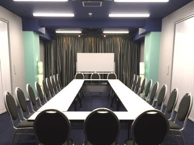 福岡ヒカリホール ConferenceHallの室内の写真