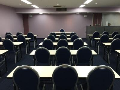 宇都宮コンファレンスホール Conference Hallの室内の写真