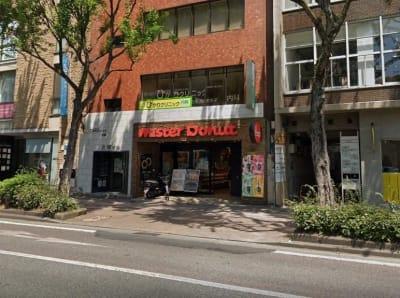 エスポワール音樂スタジオ 24H福岡天神でピアノ練習貸切!の外観の写真