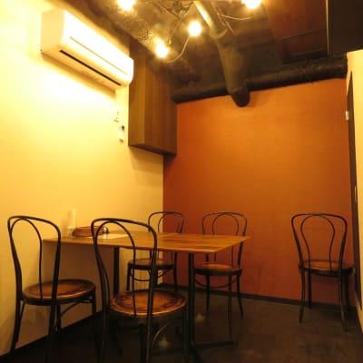 Rouge Roppongi 貸切飲食店の室内の写真