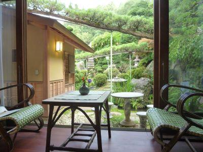 雲水舎 会議・サロンスペース・お茶事の室内の写真