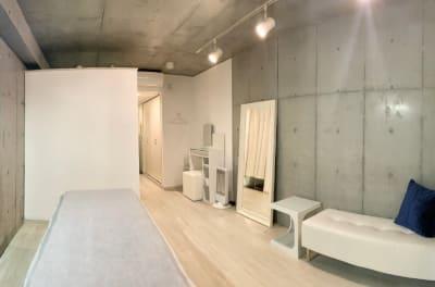 レンタルサロンaMieu麻布十番 aMieu麻布十番(Bleu)の室内の写真