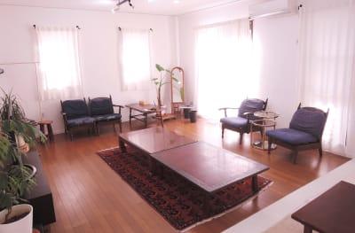 メインホール パーティー仕様 - HOUSE124 個人さまご利用プランの室内の写真