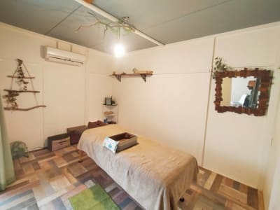 レンタルサロンSLOW ルーム2の室内の写真