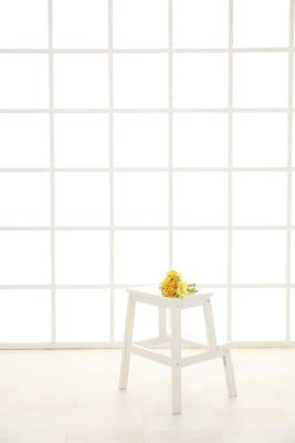 プレシュスタジオ 千葉駅前店 スタジオ撮影の室内の写真