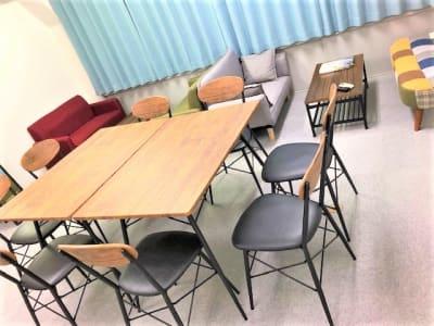 イースペ☆新宿EASTBLUE☆ 【405】Paris3区の室内の写真