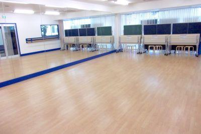 川口 貸し教室「いずみカルチャースクール」 20名用個室スタジオの室内の写真